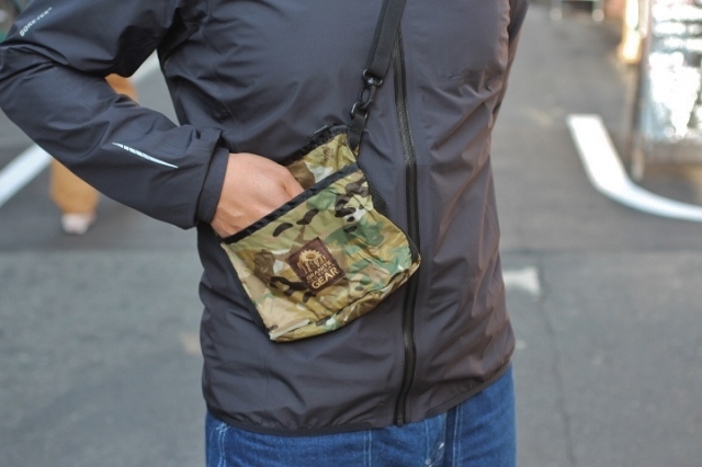 Granite Gear Hiker Satchel Tactical