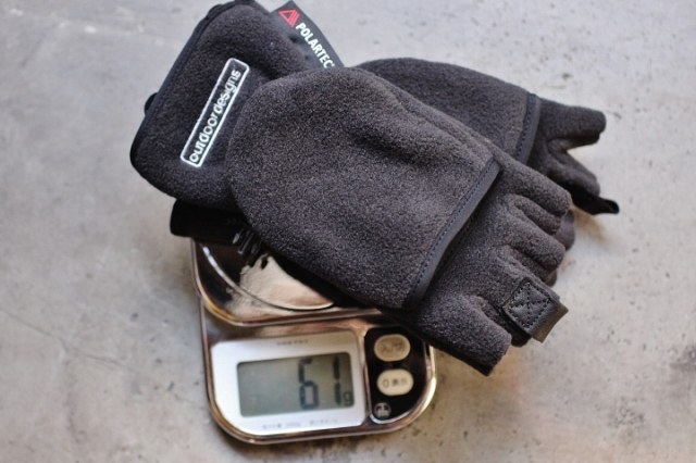 Outdoor Designs Fuji Convertible Gloves