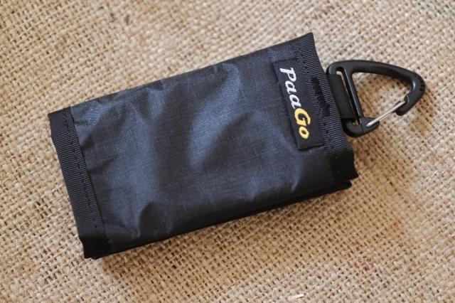PaaGo WORKS TRAIL BANK S Hybrid Cuben Fiber