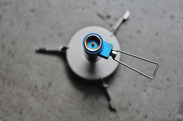 Olicamp Kinetic Ultra Titanium Stove