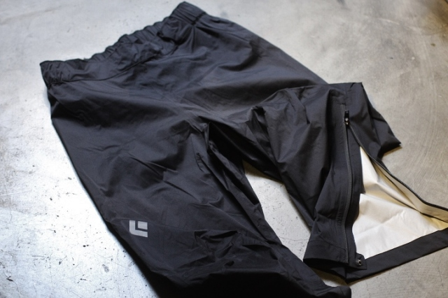 Black Diamond StormLine Stretch Rain Pants