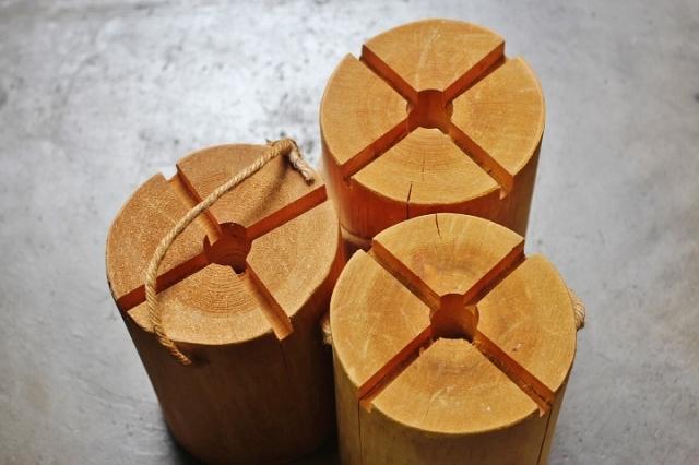 A&F Log Torch