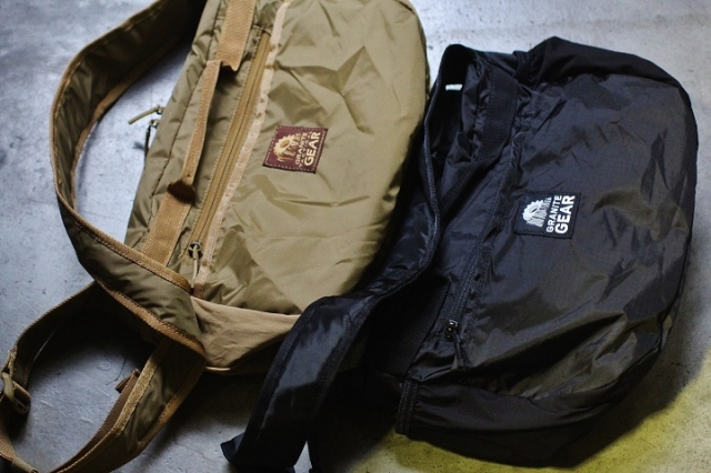Granite Gear Tactical Packable Courier