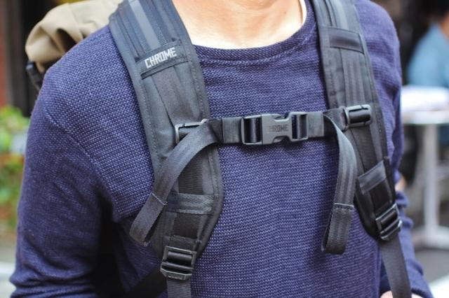 CHROME Urban EX Roll Top Backpack 18L & 28L