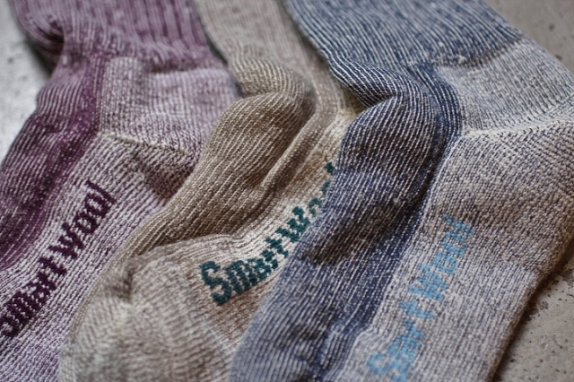 Smartwool Hike Medium & Striped Hike Medium Crew