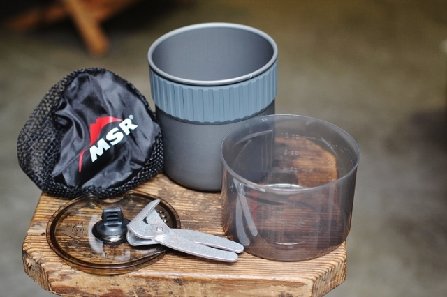 MSR Trail Mini Cook Set