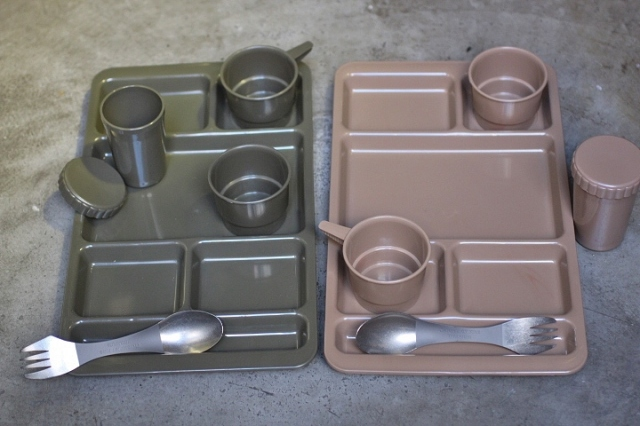 Camper Tray & Cups