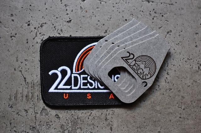 22 Designs Outlaw Adjuster Key