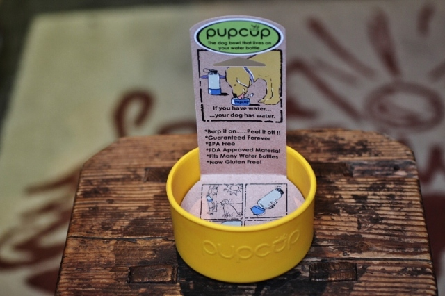 The Original Pupcup