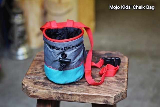 Black Diamond Chalk Bag