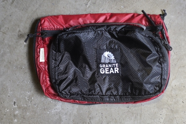 Granite Gear Travel Pouch