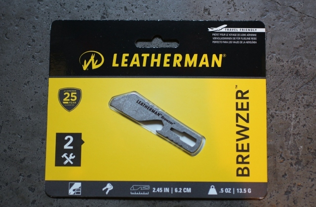 Leatherman BREWZER