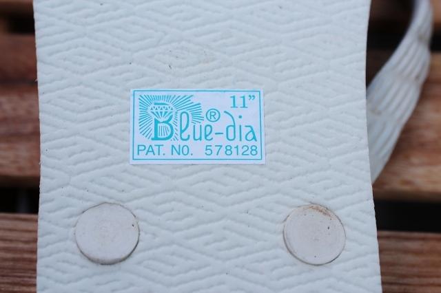BLUE DIA BEACHSANDAL