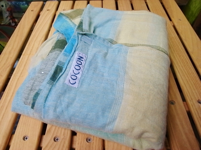 COCOON TravelSheet - Flannel