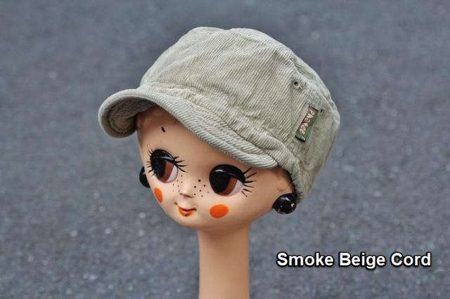 Phatee Cord Half Cap & Cord Bucket Hat