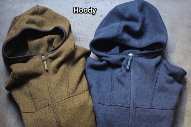 Arc'teryx Covert Cardigan& Hoody