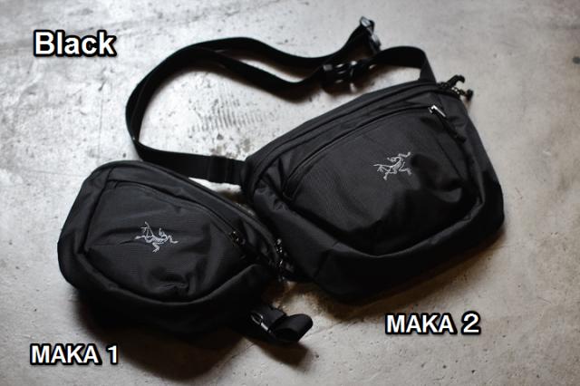 Arc'teryx MAKA 1 & 2