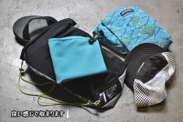 PaaGo WORKS Pouch & Stuffbag