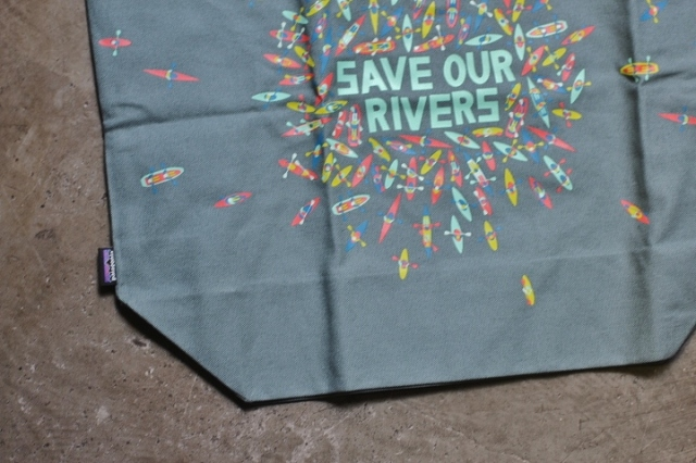 PATAGONIA Save Our Rivers