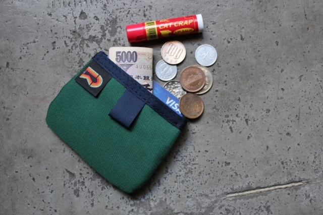 Rainbow of California Coin & Card Holder