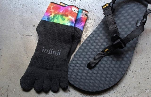 Injinji Trail  Midweight Mini-Crew