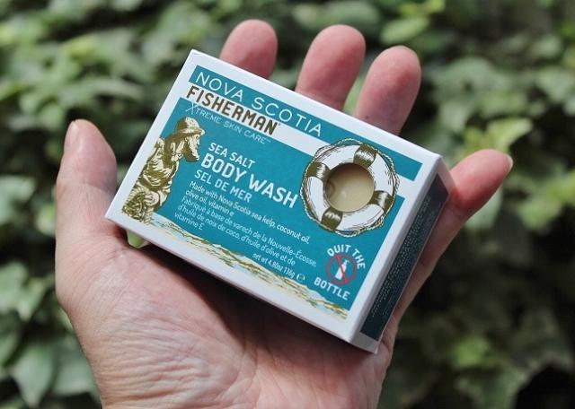 Nova Scotia Fisherman Soap