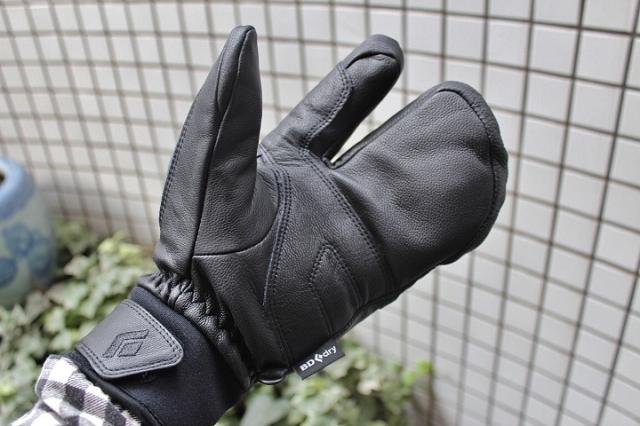 Black Diamond Spark Finger Gloves