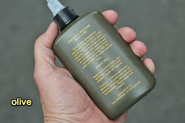 PLASTICS Oil Bottles