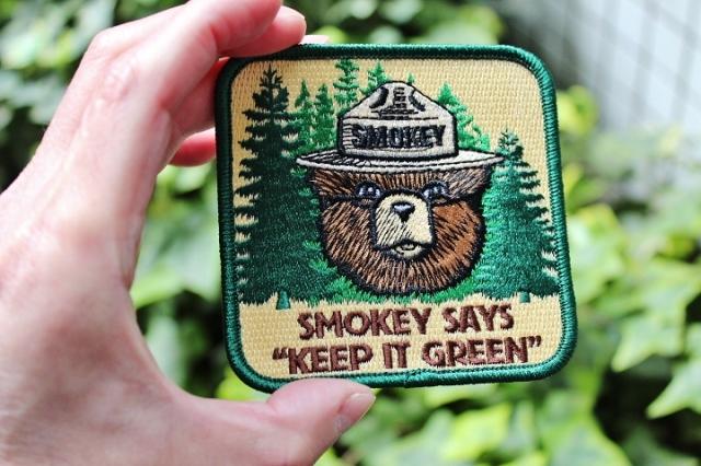 Smokey Bear 色々