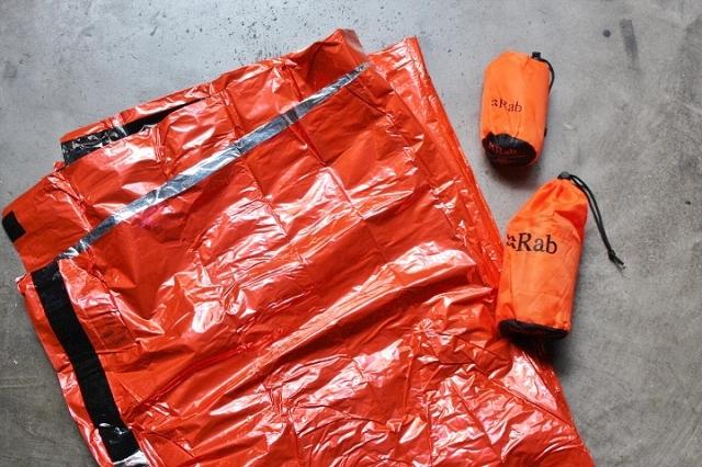 Rab ARK Emergency Bivi