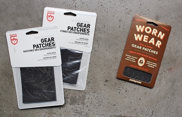 PATAGONIA Worn Wear Gear Patches