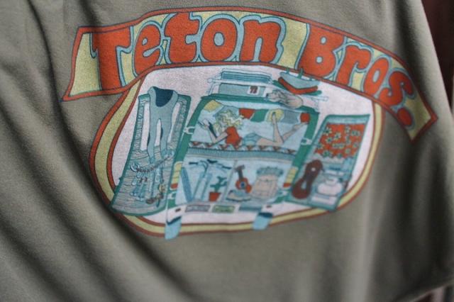 Teton Bros Tee 2021 SS