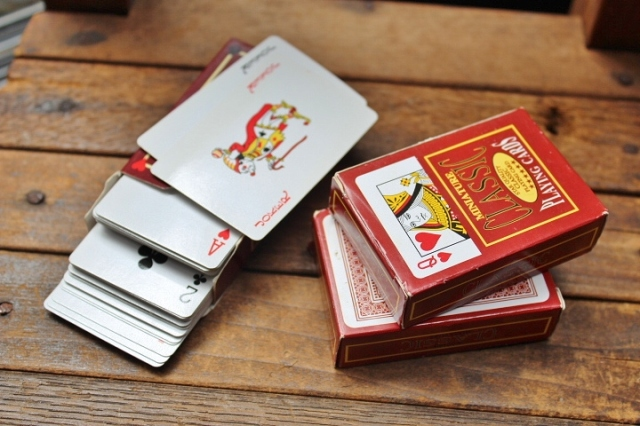 Small Playng Cards