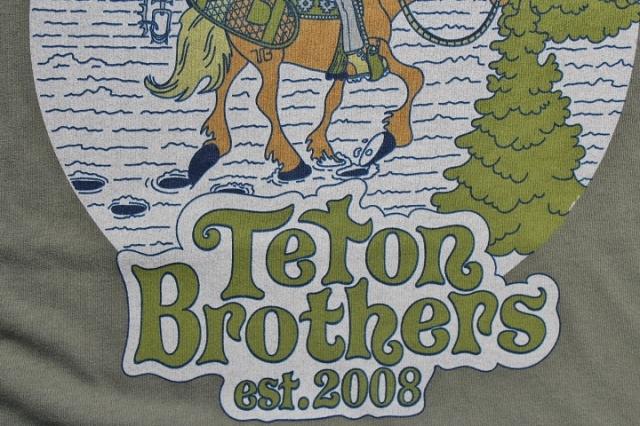 Teton Bros Tee 2019 FW