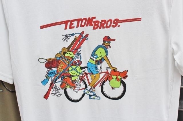 Teton Bros Tee