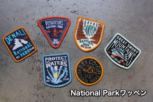 National Parkワッペン