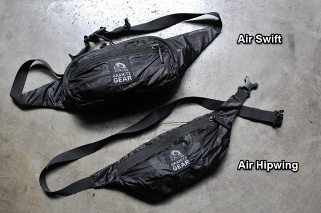 Granite Gear Air Hip Wing & Air Swift
