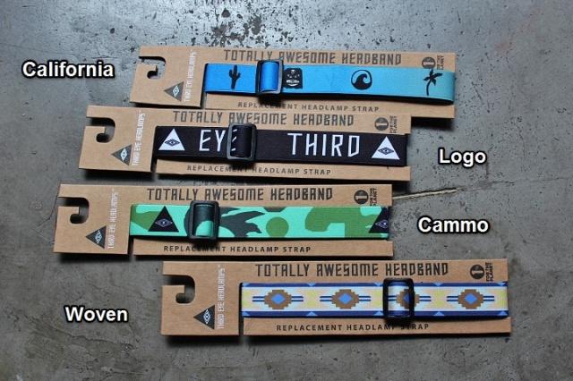 Third Eye Headlamps HEADBAND