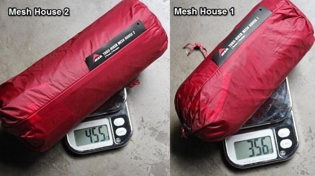 MSR Thru-Hiker Mesh House