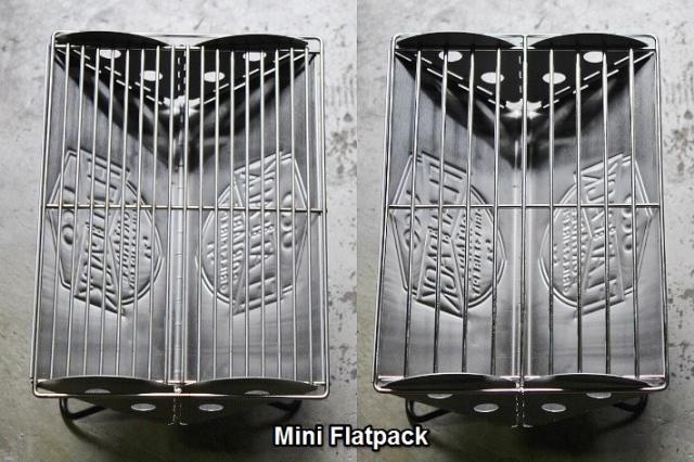 UCO Flatpack ワイヤー網