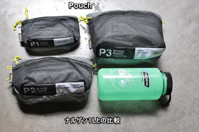PaaGo WORKS Pouch & Stuffbag