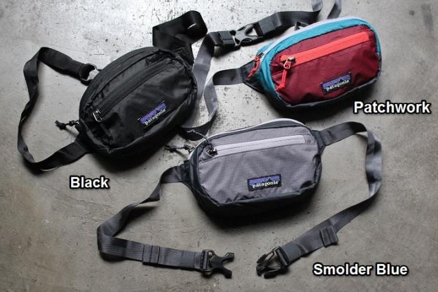 PATAGONIA Ultralight Black Hole Mini Hip Pack