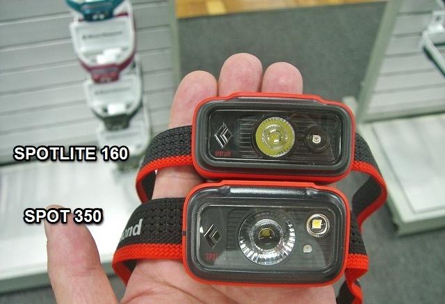Black Diamond SPOT350 Headlamp