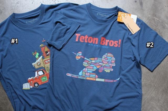 Teton Bros Tee 2021 FW