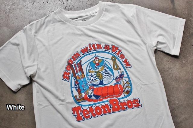 Teton Bros Tee 2020 FW